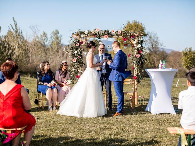 Le mariage de Hervé et Gaëlle à Rixheim, Haut Rhin 42