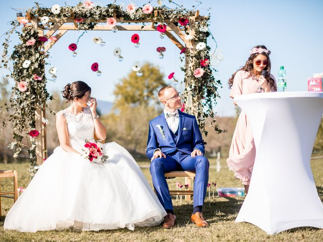 Le mariage de Hervé et Gaëlle à Rixheim, Haut Rhin 45