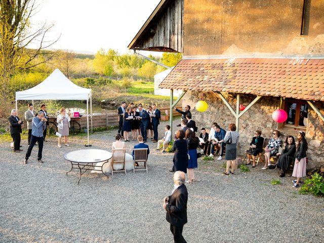 Le mariage de Hervé et Gaëlle à Rixheim, Haut Rhin 53