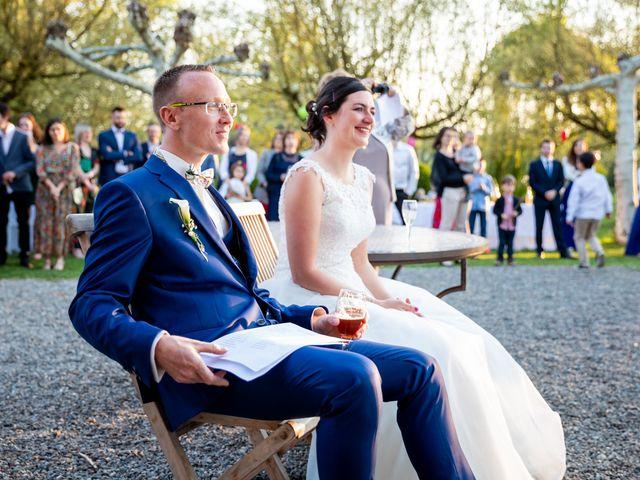 Le mariage de Hervé et Gaëlle à Rixheim, Haut Rhin 54