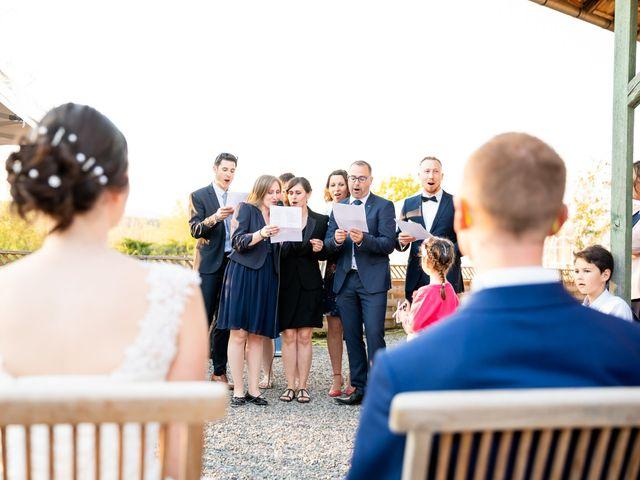 Le mariage de Hervé et Gaëlle à Rixheim, Haut Rhin 56