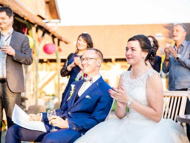 Le mariage de Hervé et Gaëlle à Rixheim, Haut Rhin 59