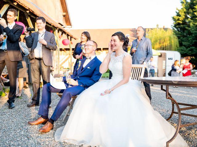 Le mariage de Hervé et Gaëlle à Rixheim, Haut Rhin 60