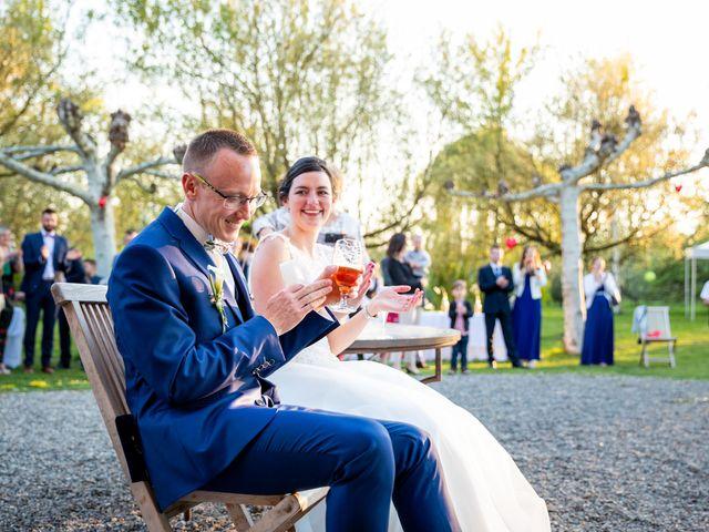 Le mariage de Hervé et Gaëlle à Rixheim, Haut Rhin 61
