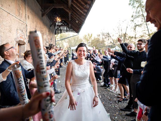 Le mariage de Hervé et Gaëlle à Rixheim, Haut Rhin 64