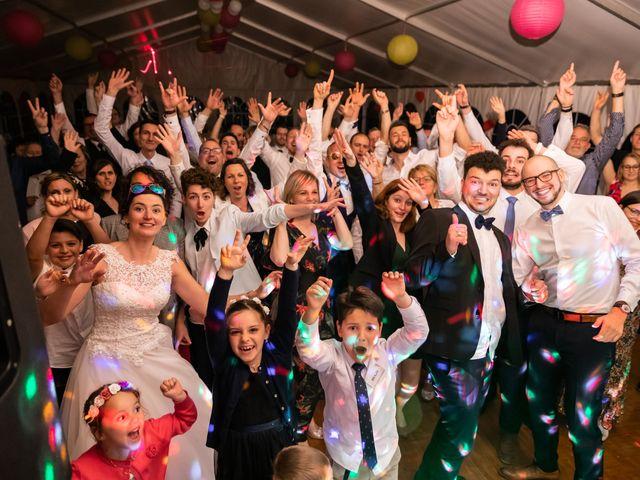 Le mariage de Hervé et Gaëlle à Rixheim, Haut Rhin 65