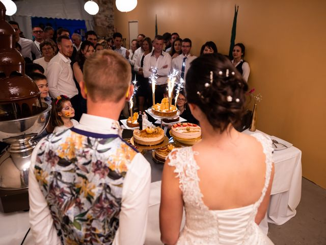 Le mariage de Hervé et Gaëlle à Rixheim, Haut Rhin 77