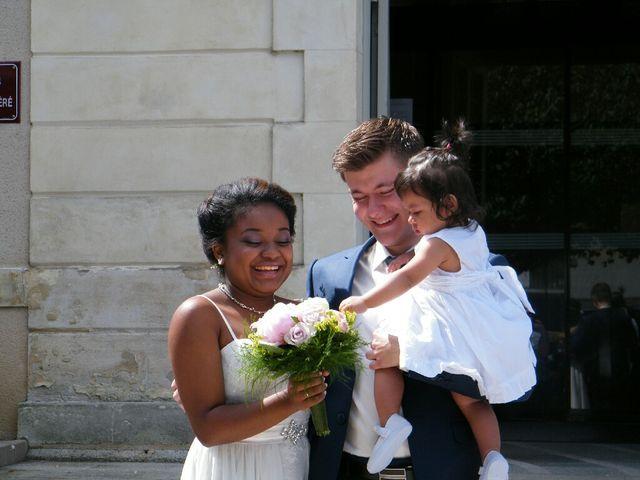 Le mariage de Joana et Hauguel