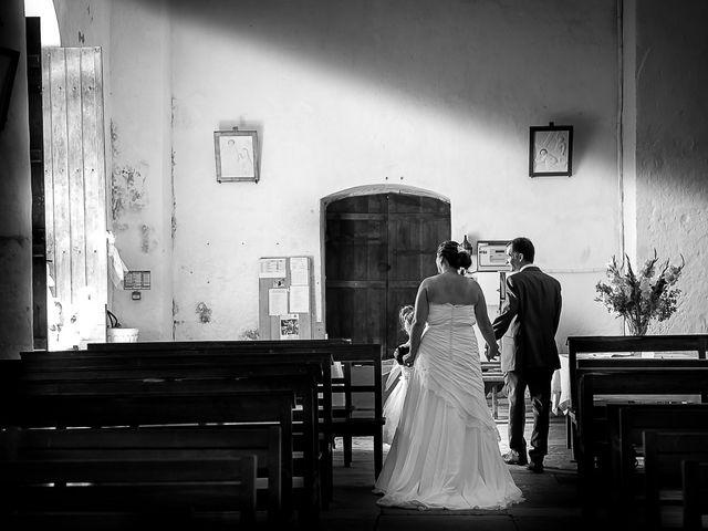 Le mariage de David et Joëlle à Lusignan, Vienne 1