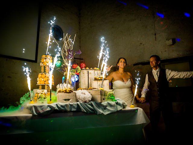 Le mariage de David et Joëlle à Lusignan, Vienne 27