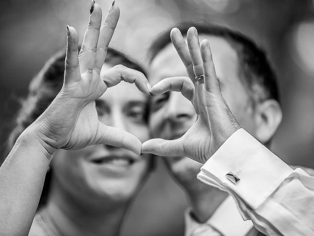 Le mariage de David et Joëlle à Lusignan, Vienne 30