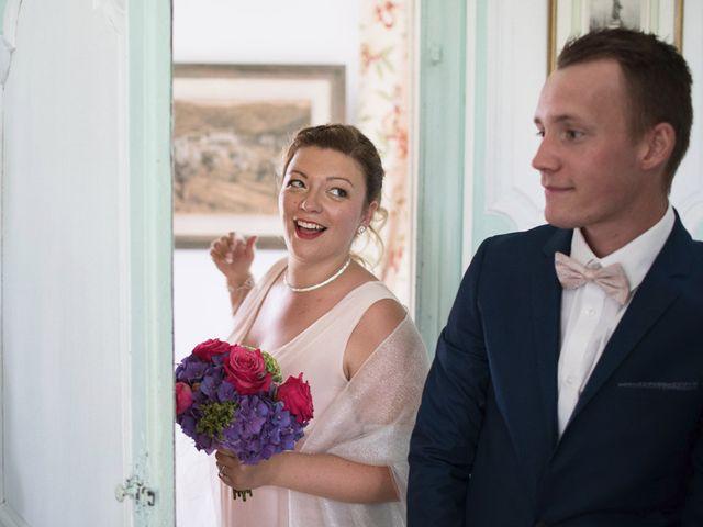 Le mariage de Alexandre et Amélie à Martin-Église, Seine-Maritime 7