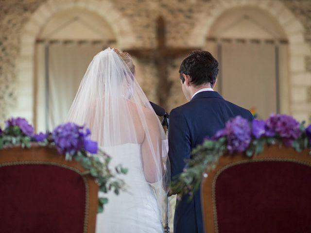 Le mariage de Alexandre et Amélie à Martin-Église, Seine-Maritime 10