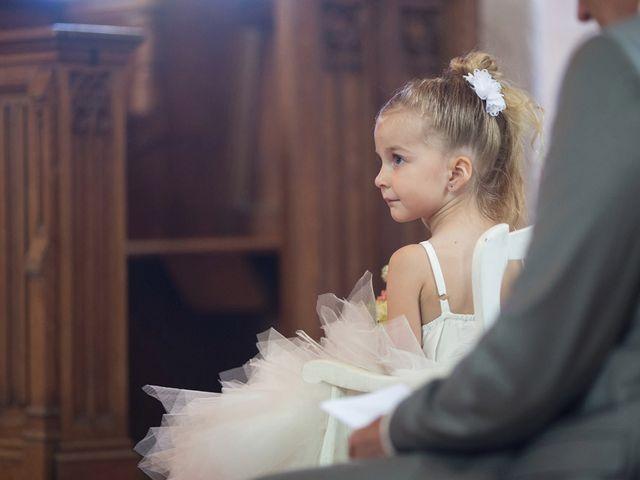 Le mariage de Alexandre et Amélie à Martin-Église, Seine-Maritime 11