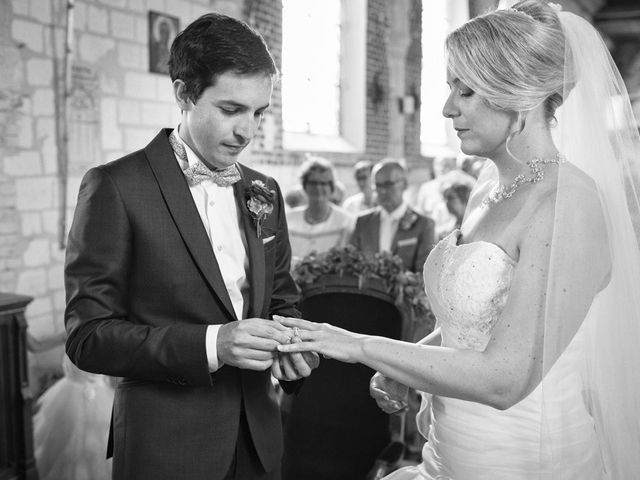 Le mariage de Alexandre et Amélie à Martin-Église, Seine-Maritime 14