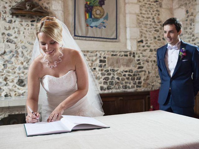 Le mariage de Alexandre et Amélie à Martin-Église, Seine-Maritime 15