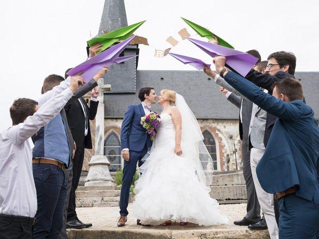 Le mariage de Alexandre et Amélie à Martin-Église, Seine-Maritime 18