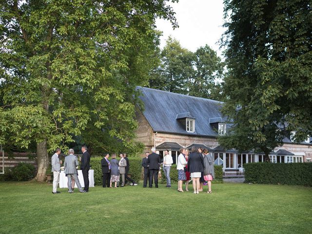 Le mariage de Alexandre et Amélie à Martin-Église, Seine-Maritime 29