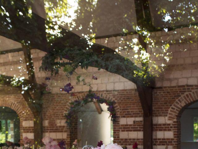 Le mariage de Alexandre et Amélie à Martin-Église, Seine-Maritime 30