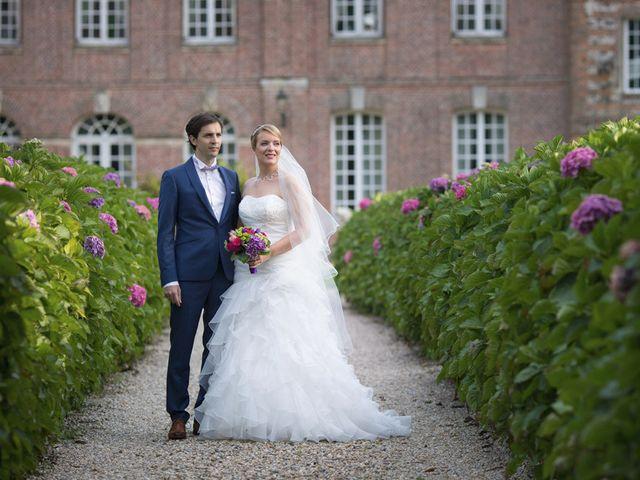 Le mariage de Alexandre et Amélie à Martin-Église, Seine-Maritime 45