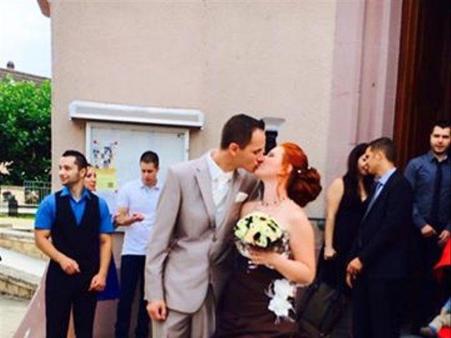 Le mariage de Marine et Yannick à Sarreguemines, Moselle 3