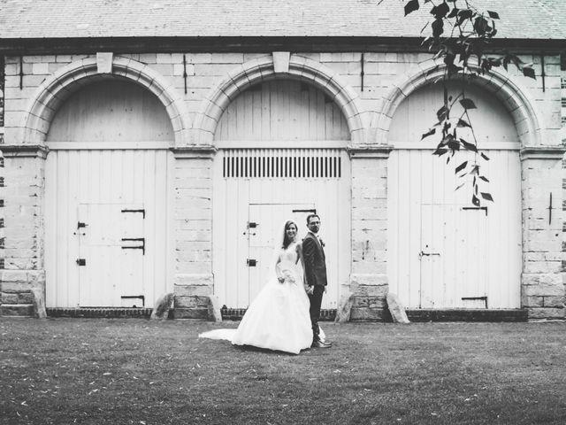 Le mariage de Julien et Marjory à Villers-Bretonneux, Somme 7