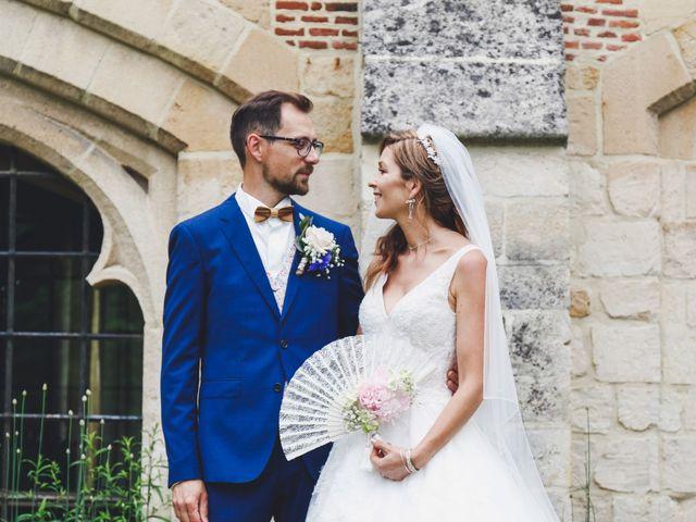 Le mariage de Julien et Marjory à Villers-Bretonneux, Somme 9