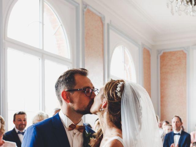 Le mariage de Julien et Marjory à Villers-Bretonneux, Somme 11