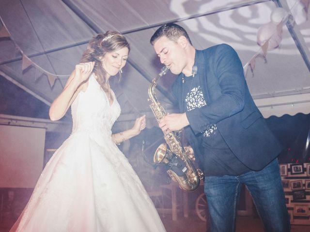 Le mariage de Julien et Marjory à Villers-Bretonneux, Somme 18