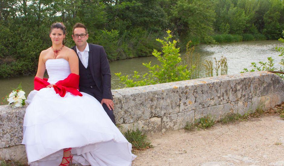 Le mariage de Julien et Céline à Ouveillan, Aude