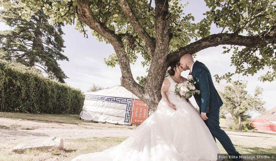 Le mariage de Laetitia et Damien à Brie-Comte-Robert, Seine-et-Marne