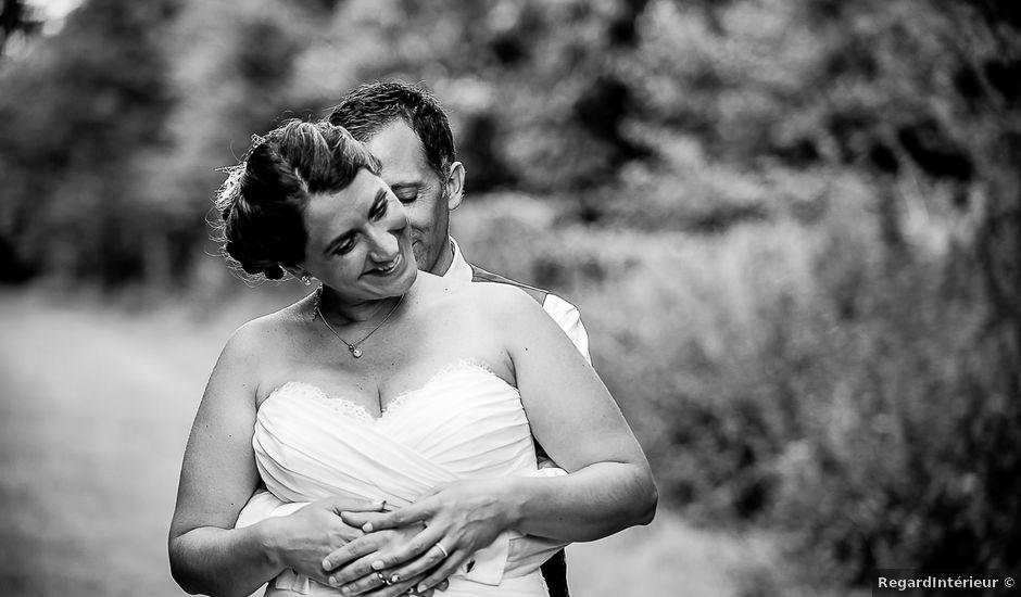 Le mariage de David et Joëlle à Lusignan, Vienne