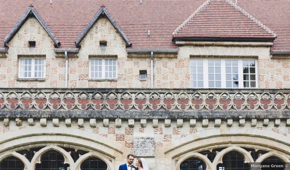 Le mariage de Julien et Marjory à Villers-Bretonneux, Somme