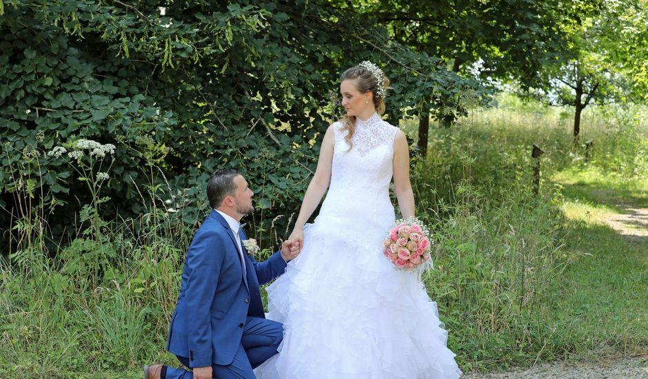 Le mariage de Vivien et Séverine à Ville-sur-Lumes, Ardennes