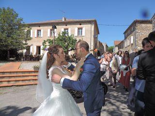 Le mariage de Agathe et Patrick