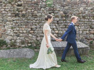 Le mariage de Camille et Martin