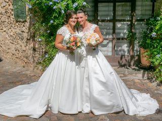 Le mariage de Laura et Fanny