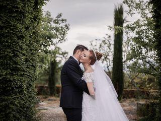 Le mariage de Tiffany et Bertrand
