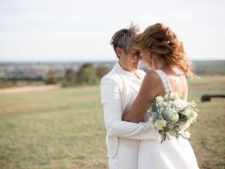 Le mariage de Emmanuelle et Virginie