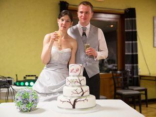 Le mariage de Lydia et Pierre 1