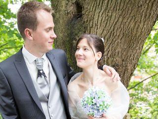 Le mariage de Lydia et Pierre