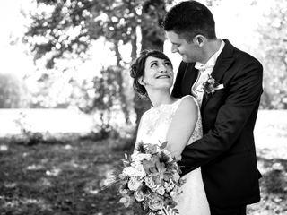 Le mariage de Sandra et Florian