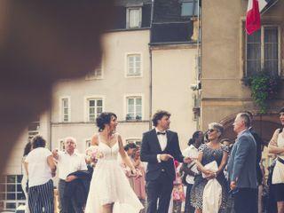 Le mariage de Hélène et Kévin 1