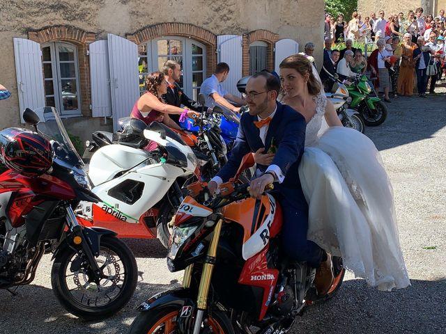 Le mariage de Patrick  et Agathe à Sorèze, Tarn 2