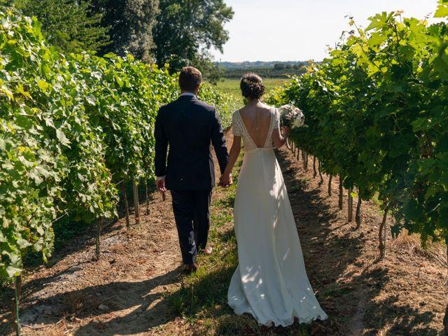 Le mariage de Baptiste et Héloïse à Baleyssagues, Lot-et-Garonne 5