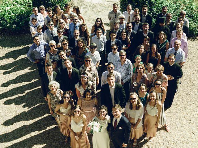Le mariage de Baptiste et Héloïse à Baleyssagues, Lot-et-Garonne 6