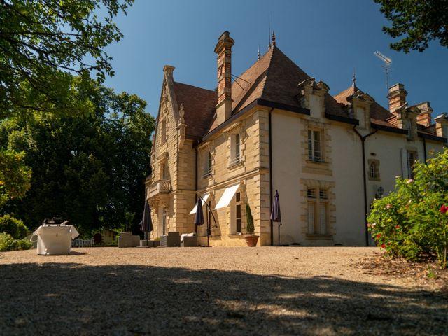 Le mariage de Baptiste et Héloïse à Baleyssagues, Lot-et-Garonne 12