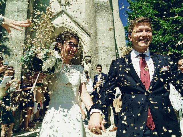 Le mariage de Baptiste et Héloïse à Baleyssagues, Lot-et-Garonne 16