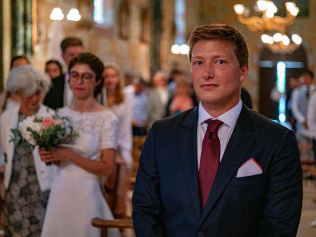 Le mariage de Baptiste et Héloïse à Baleyssagues, Lot-et-Garonne 20