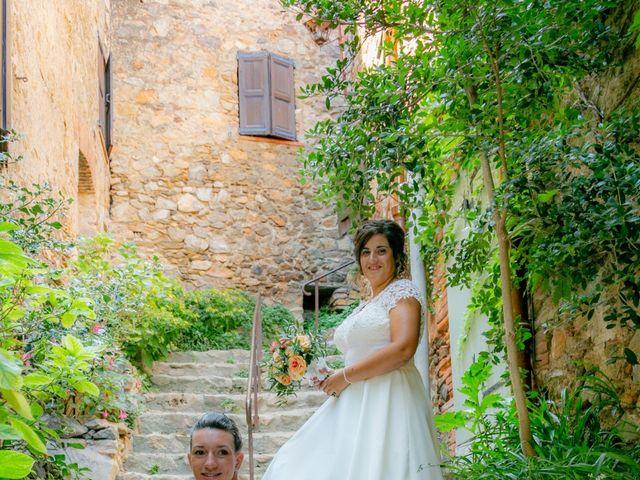 Le mariage de Fanny et Laura à Corbère-les-Cabanes, Pyrénées-Orientales 5